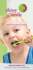Flyer Kinderzahnheilkunde