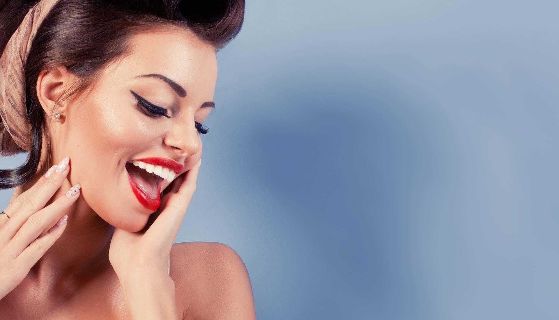shiny smile